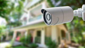 دوربین مداربسته در ساختمان